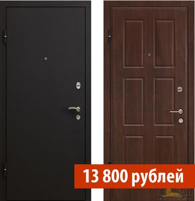 металлические двери в ступино заказ
