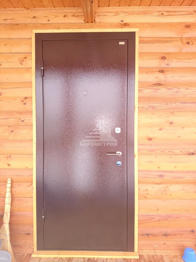 стальные двери в ступино цена
